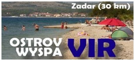 Vir Zadar Croatia accommodation