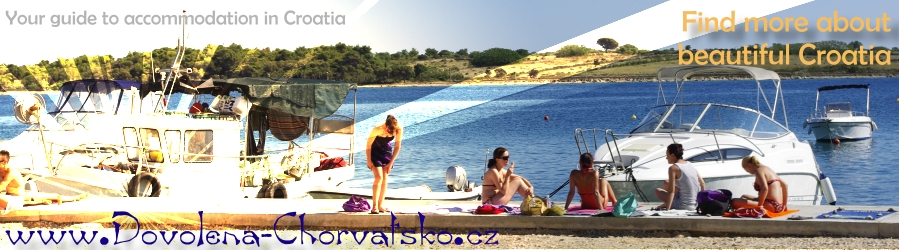 Holiday accommodation in Croatia